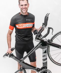 Team Triharder Cycling Pro Jersey Man's-0
