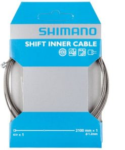 Shimano Road/MTB Stainless Steel Gear 1.2mm Inner Wire-0
