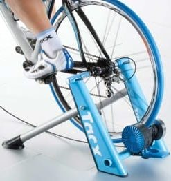 Tacx Blue Matic Folding Magnetic Turbo Trainer-0