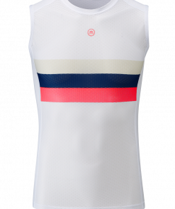 Chapeau! Mesh SL Base Layer Mens White-3162