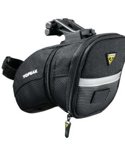 Topeak Aero Wedge Pack QuickClick S,M or L Size-0