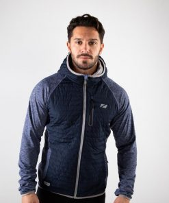 Zone3 Hybrid Quilted Puffa Jacket-0