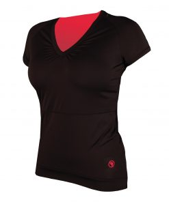 Endura Woman's V-neck Jersey-0